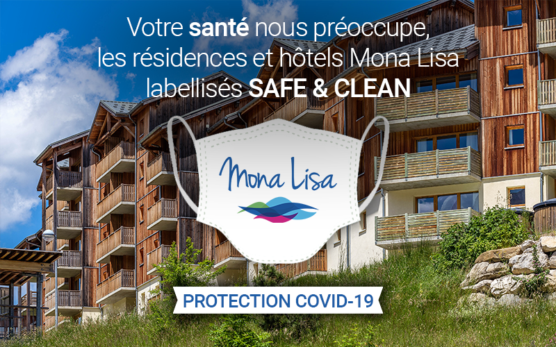 labellisation safe and clean pour le groupe mona lisa